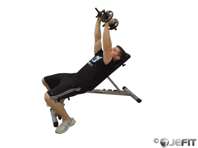 incline tricep extension -#main