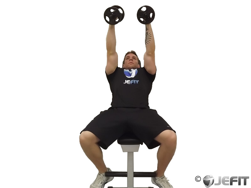 Dumbbell Hammer Grip Incline Bench Press