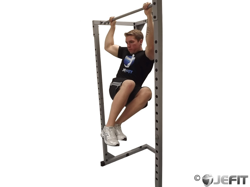 how to learn hanging leg raises