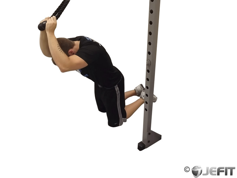 Kneeling Cable Pulldown