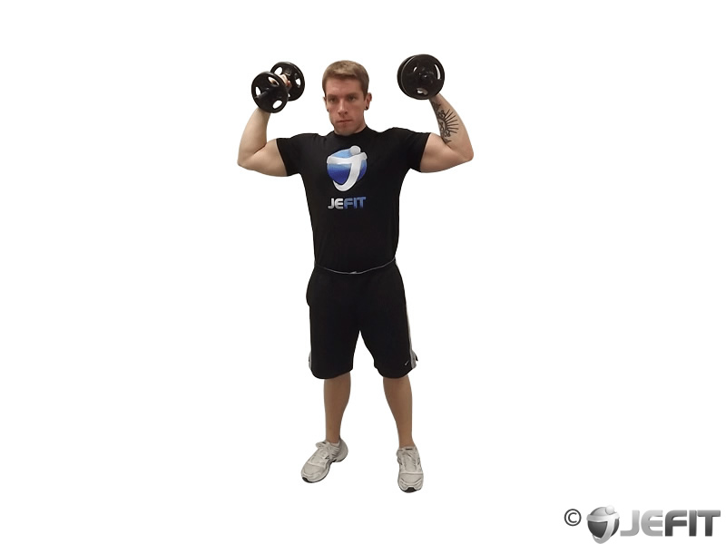 Dumbbell High Curl - Exercise Database | Jefit - Best ...