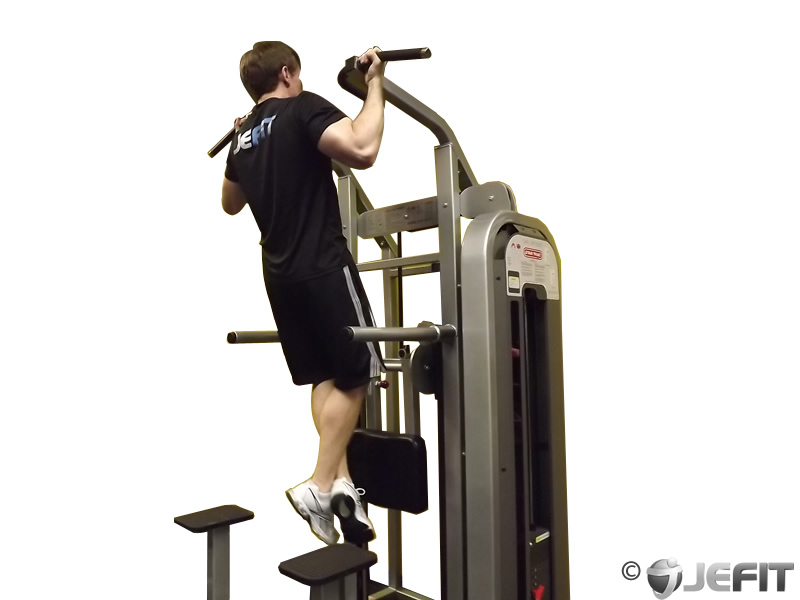 Chin Up Exercise Database Jefit Best Android And