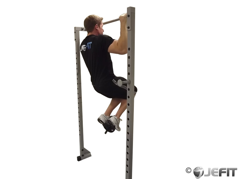Weighted Pull Ups Exercise Database Jefit Best