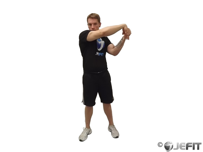 Side Wrist Pull Exercise Database Jefit Best Android