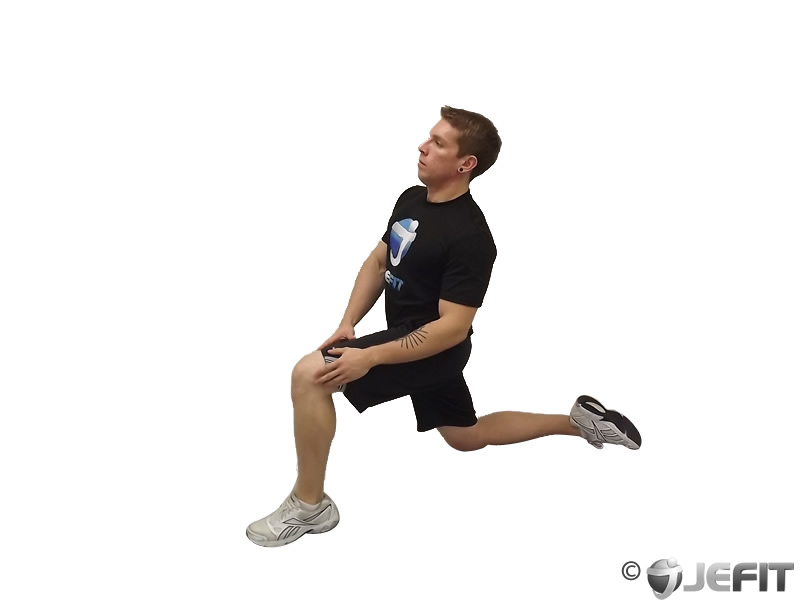 Kneeling Hip Flexor