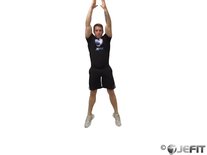 Rocket Jump Exercise Database Jefit Best Android And Iphone Workout Fitness