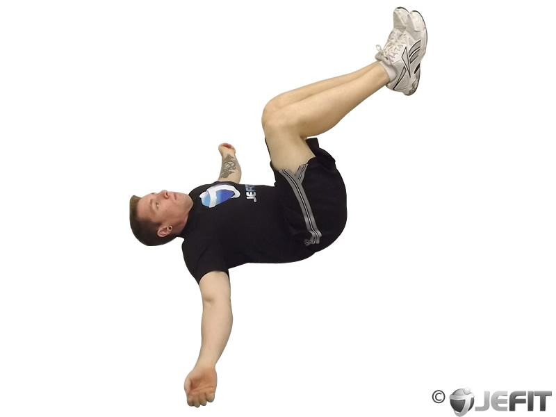 Lower Abdominal Hip Roll