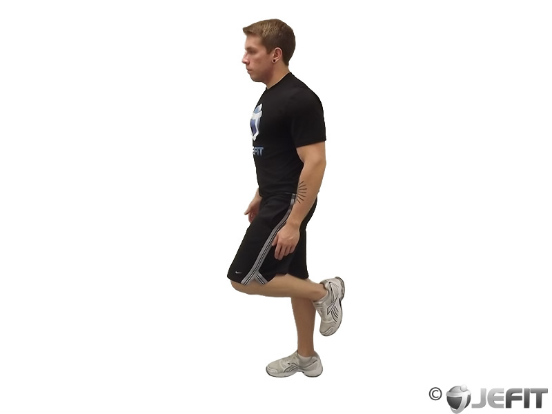 one leg bodyweight calf raise   exercise database jefit   best