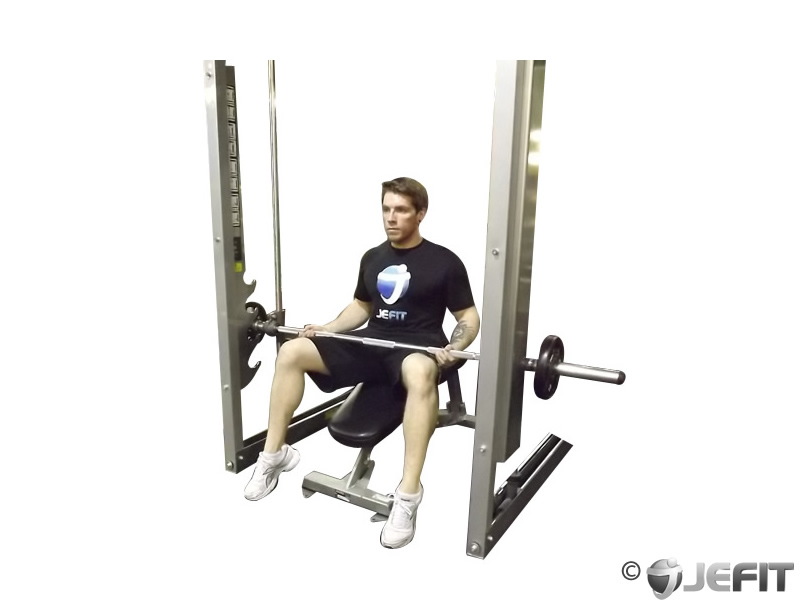 smith exercise machine