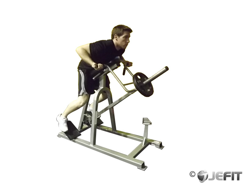 Reverse Lying T Bar Machine Row - Exercise Database ...