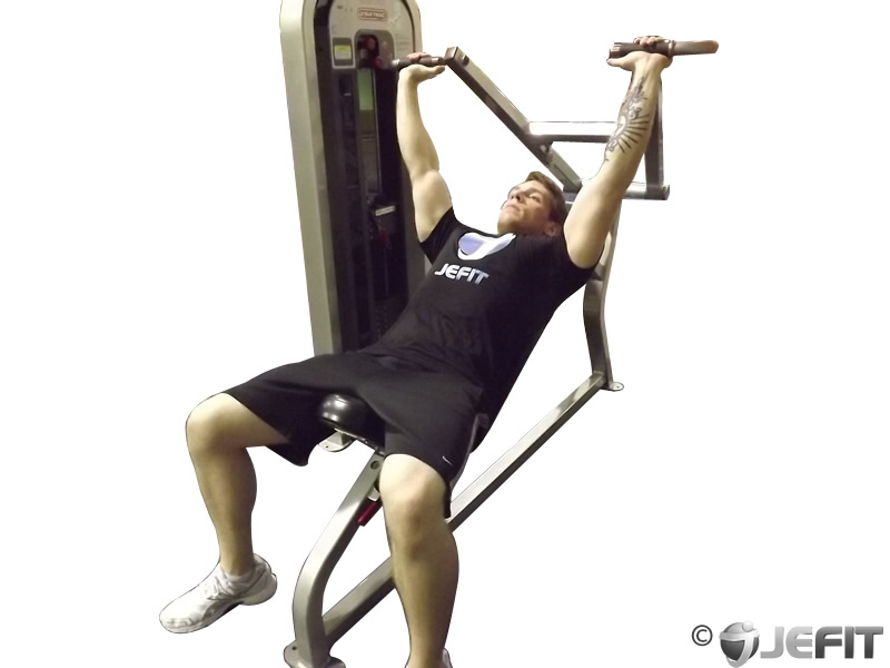 Machine Press Workout Machine Incline Chest Press