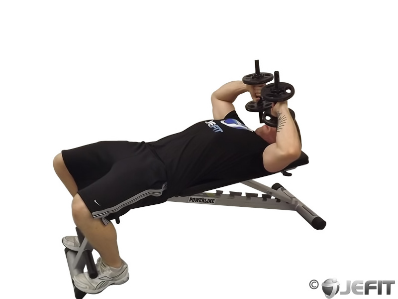 Dumbbell Tate Press