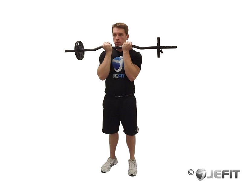 EZ Bar Close Grip Curl - Exercise Database | Jefit - Best ...