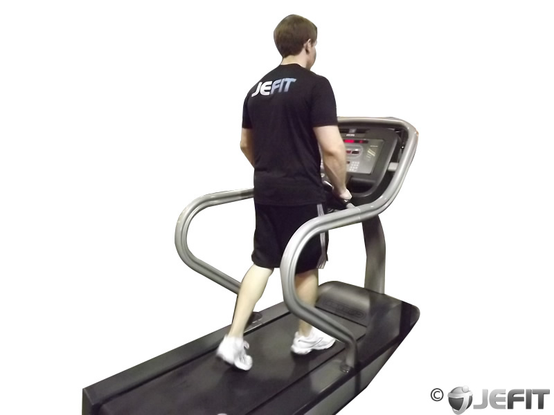 walking fitness machine