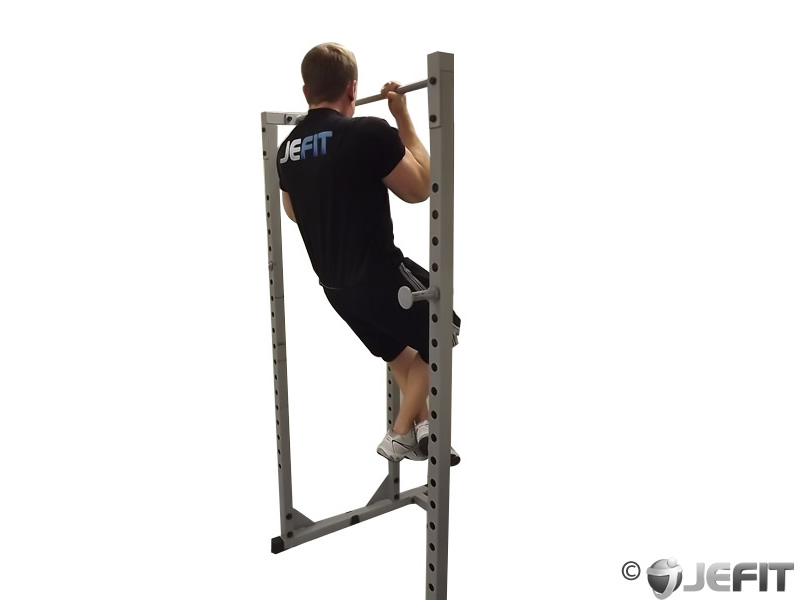 One Arm Chin Up