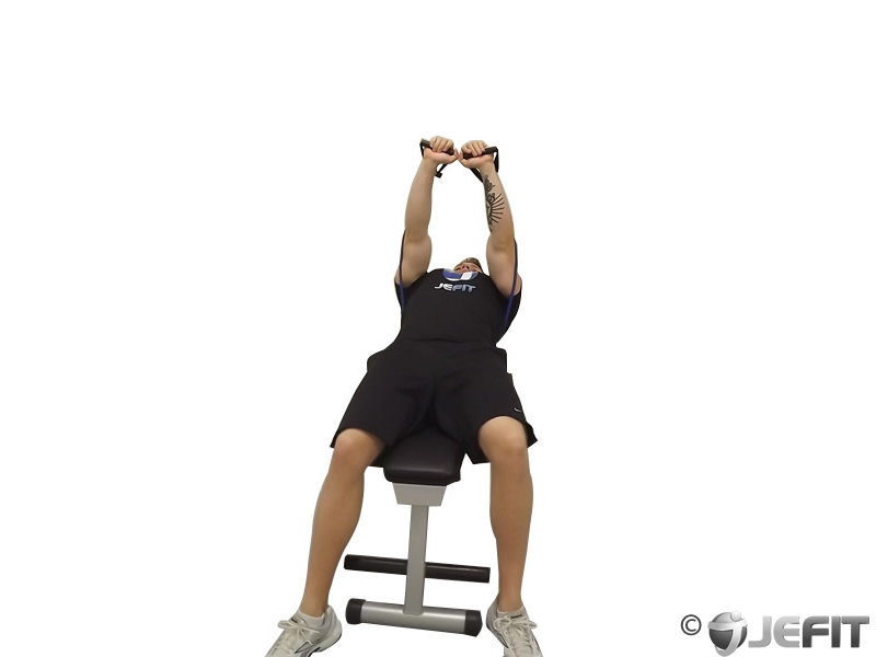 Band Bench Press