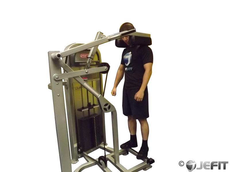 best shoulder machine