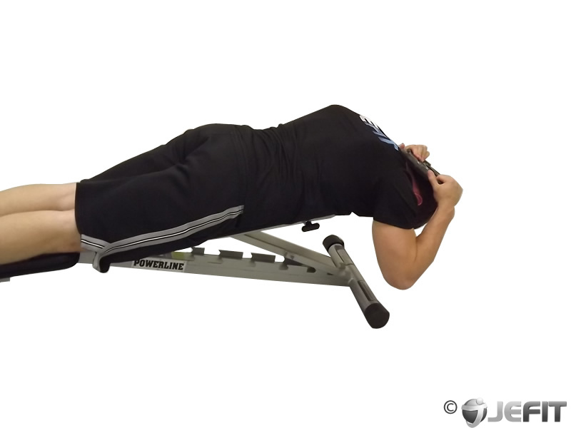 Weight Plate Lying Face Down Neck Resistance