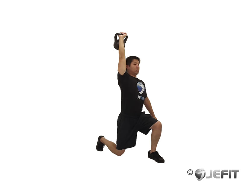 Kettlebell One Arm Split Snatch - Exercise Database ...