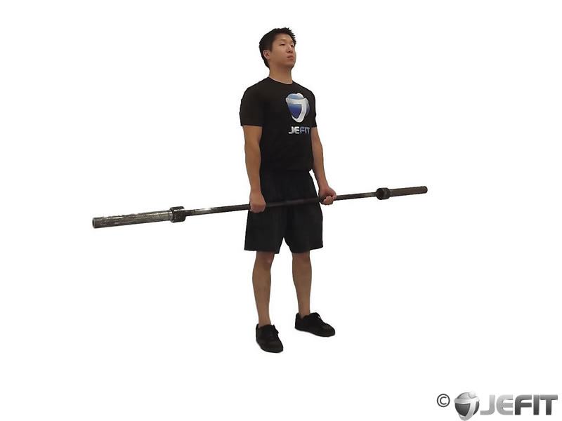 Barbell Sumo Deadlift - Exercise Database | Jefit - Best ...
