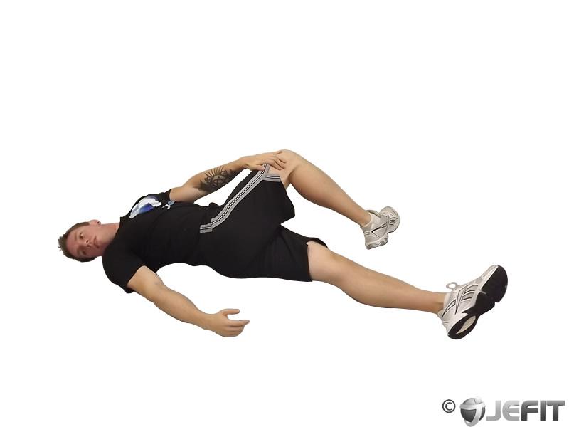 Cross Legged Erector Spinae Exercise Database Jefit