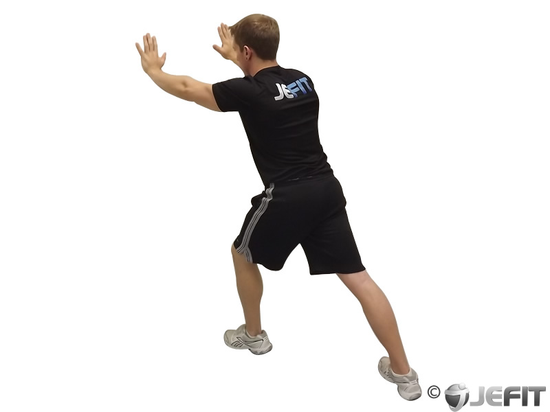 Standing Gastrocnemius - Exercise Database | Jefit - Best ...