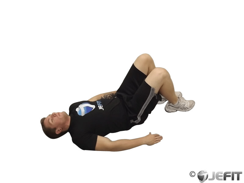 Leg Slide with One Leg
