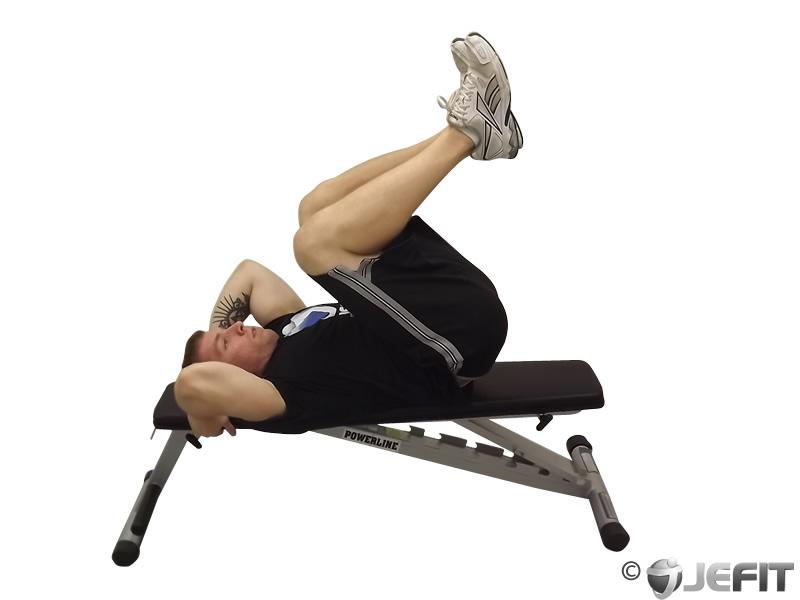 Sensational Flat Bench Leg Pull In Exercise Database Jefit Best Andrewgaddart Wooden Chair Designs For Living Room Andrewgaddartcom