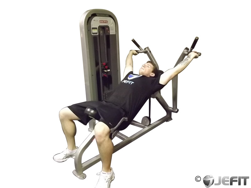Shoulder Raise Machine