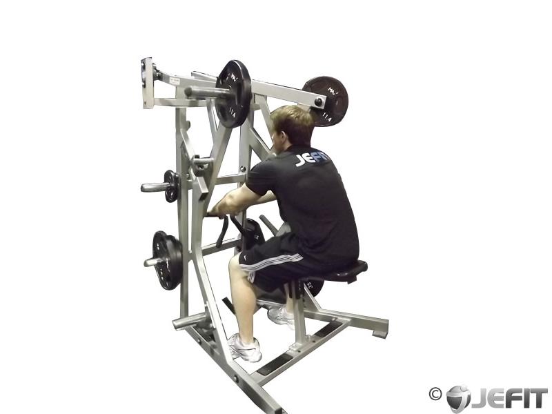 best row machine