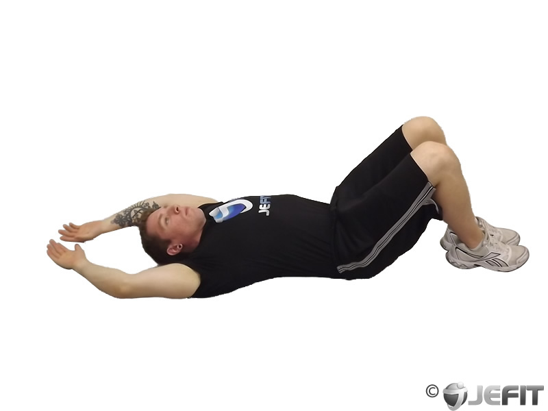 Pelvic Tilt Into Bridge