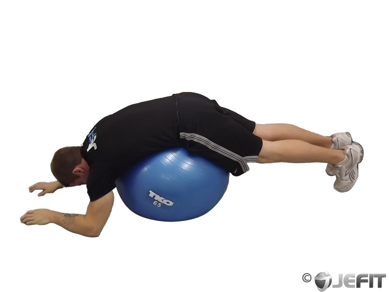 Exercise Ball Pyramid