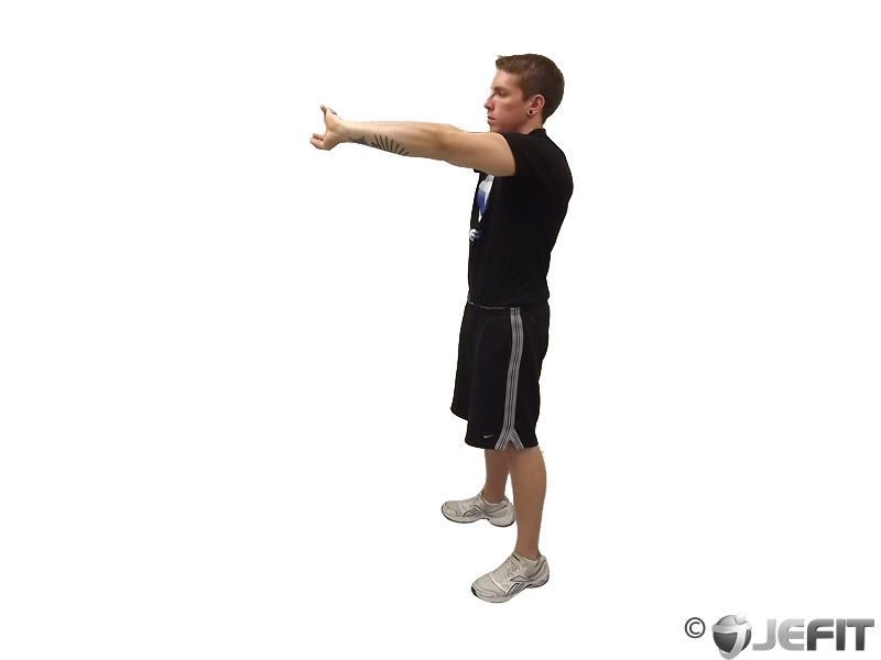 Upper Back Stretch Exercise Database Jefit Best
