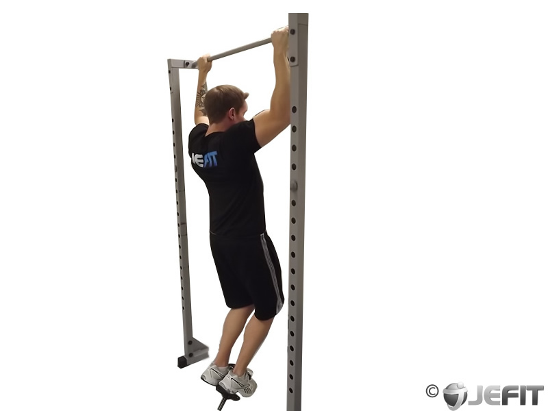 Weighted Pull Ups
