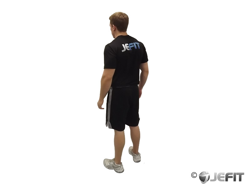 Elbows Back Stretch