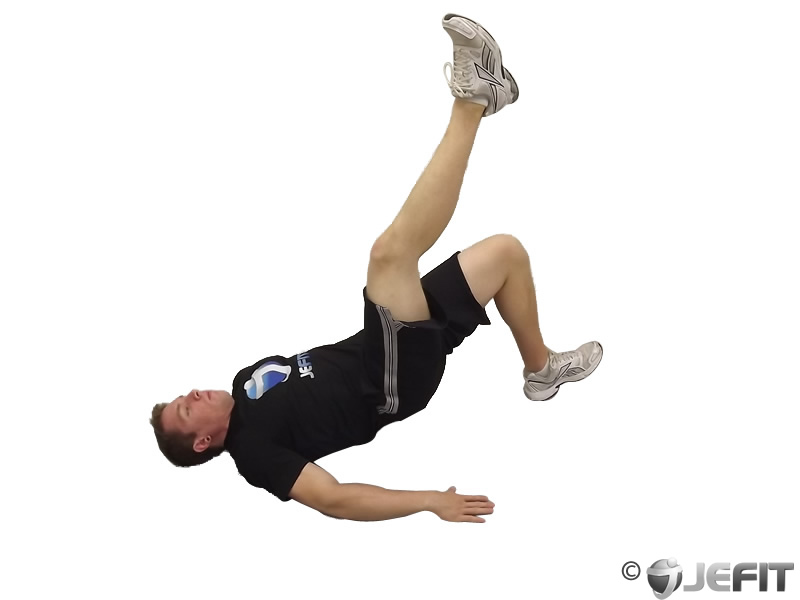 Single Leg Glute Bridge - Exercise Database | Jefit - Best ...