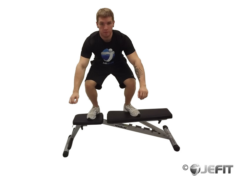 Box Jump Multiple Response
