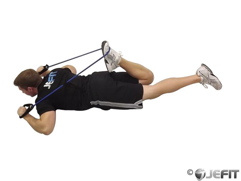 Hip Flexor and Quad Stretch - Exercise Database | Jefit ...