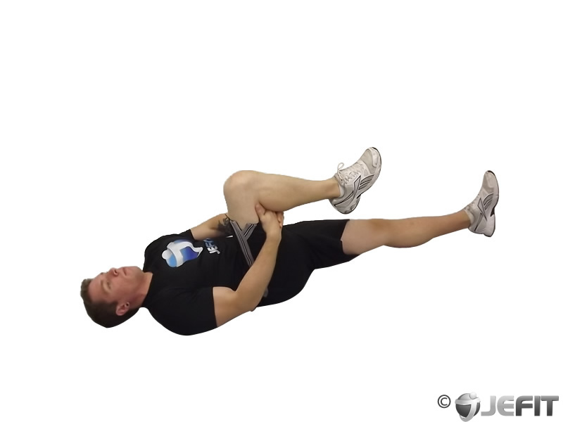 Leg-Up Hamstring Stretch