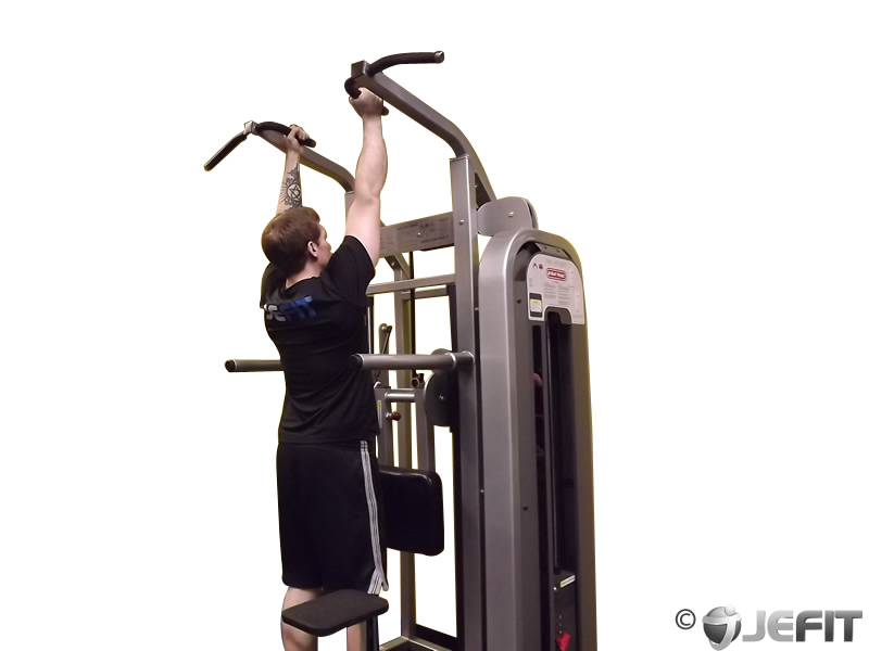 Hammer Grip Pull Up Exercise Database Jefit Best