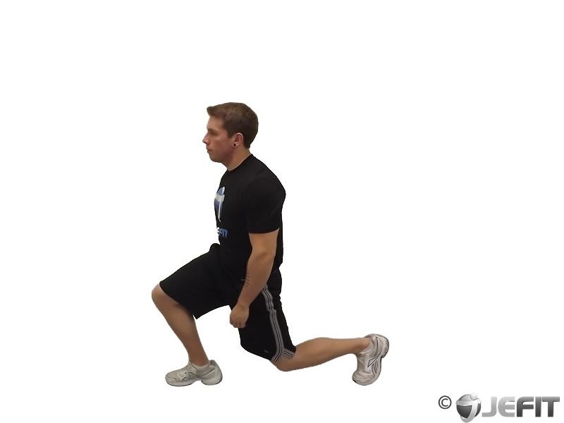 Standing Hip Flexors - Exercise Database | Jefit - Best ...