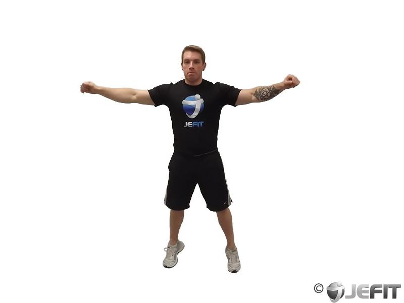 star jump - exercise database