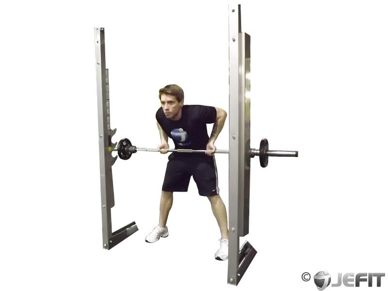 grip smith machine row