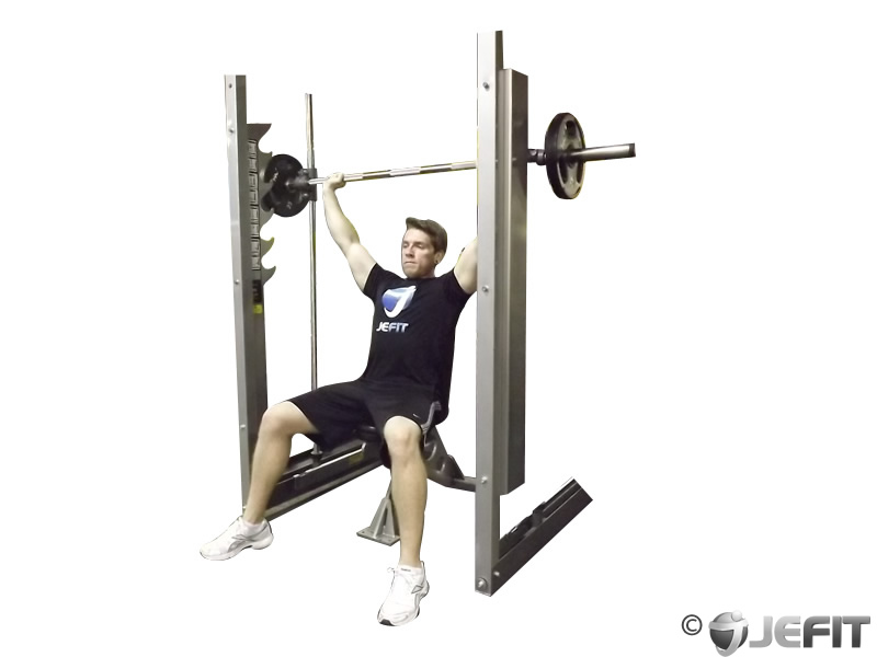 smith machine exercise