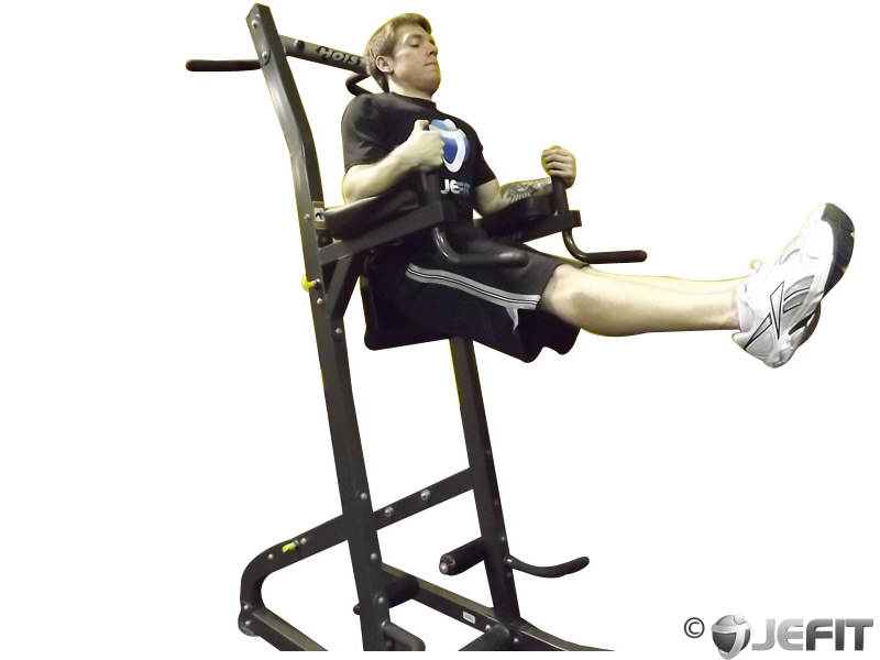 Parallel Bar Leg Raise Exercise Database Jefit Best