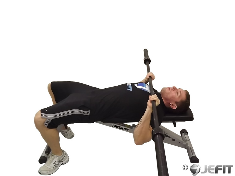 Barbell Neck Press