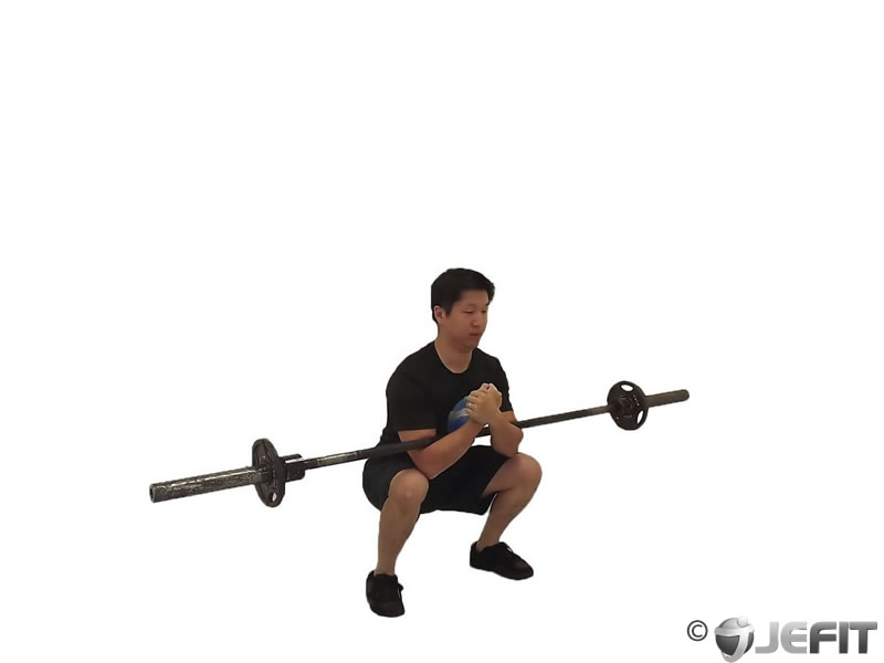 Barbell Zercher Squat Exercise Database Jefit Best Android And Iphone Workout Fitness Exercise And Bodybuilding App Best Workout Tracking Software