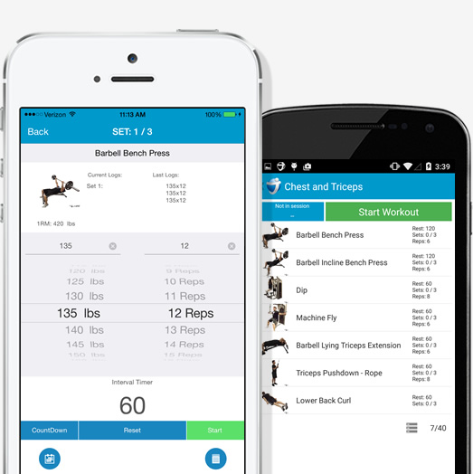 Best Android And IPhone Workout, Fitness, And