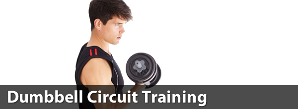 Dumbbell Circuit Training