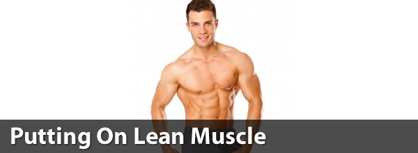 Putting On Lean Muscle